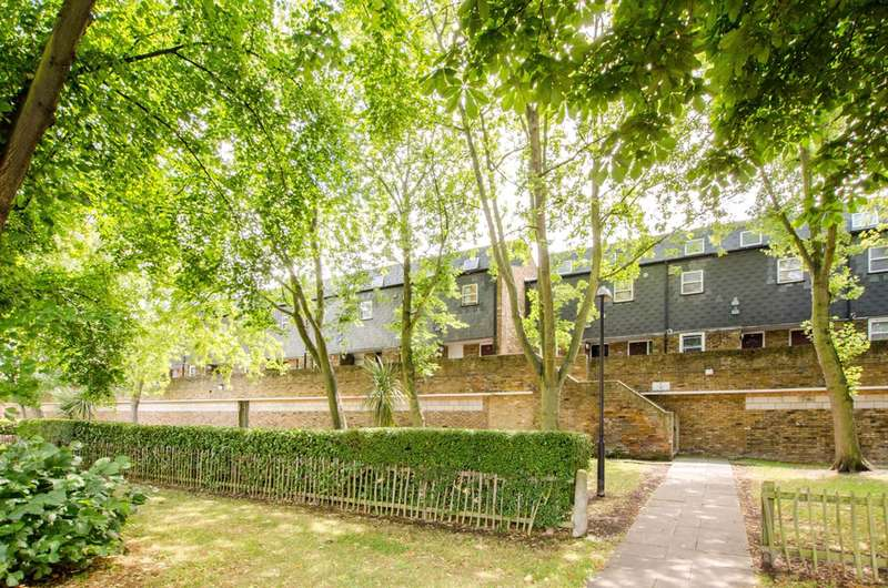 1 Bedroom Flat for sale in Evesham Walk, Brixton, SW9