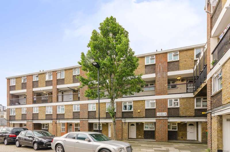 2 Bedrooms Maisonette Flat for sale in Beatrice Close, Plaistow, E13