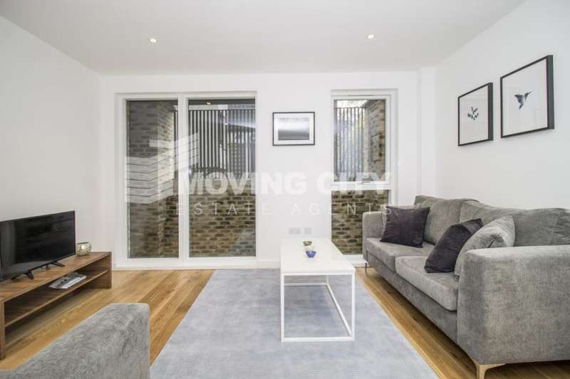 2 Bedrooms Flat for sale in St Pancras Place, Kings Cross, WC1X