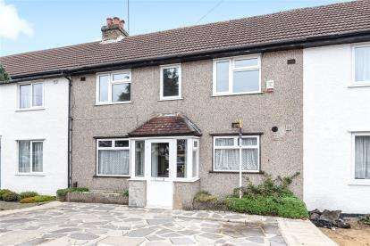 3 Bedrooms Terraced House for sale in Hawes Lane, West Wickham