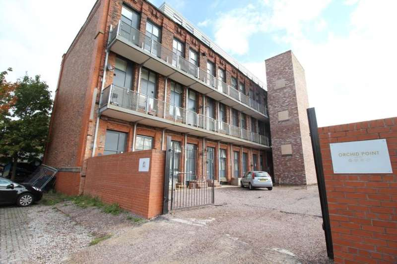 3 Bedrooms Flat for sale in Empress Mill, 2 Wright Street, Manchester, M16