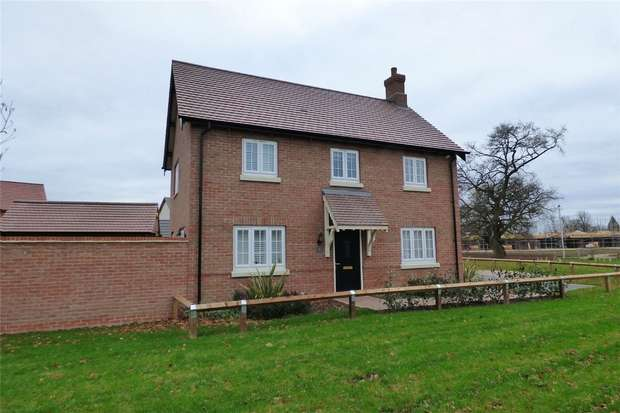 3 Bedrooms Detached House for sale in Hereward Way, Churchfields, Nuneaton, Warwickshire