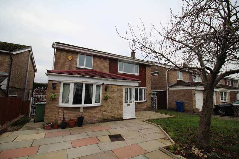 4 Bedrooms Detached House for sale in Wasdale Drive, Gatley, Cheadle, SK8