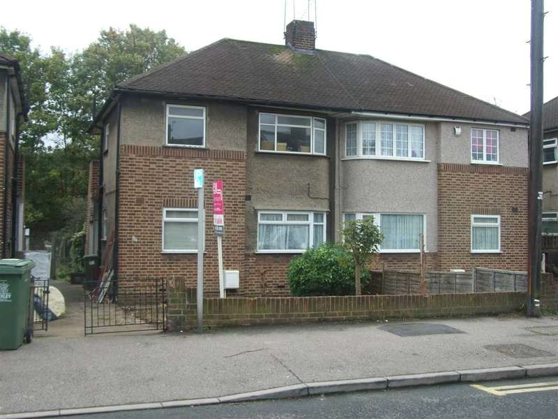 2 Bedrooms Maisonette Flat for sale in Eversley Avenue, Bexleyheath