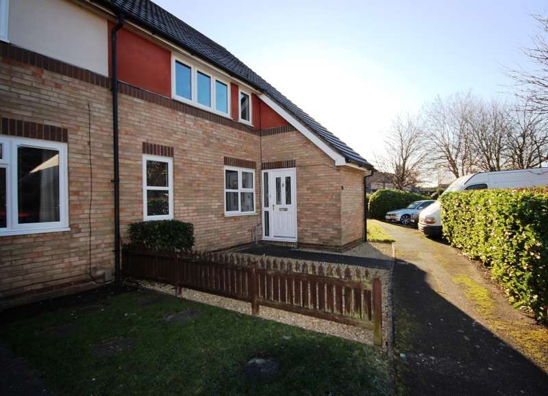 3 Bedrooms Terraced House for sale in Pudsey Close, Abingdon, OX14