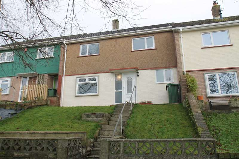 2 Bedrooms Terraced House for sale in Hereford Road, Whitleigh, PL5 4HG