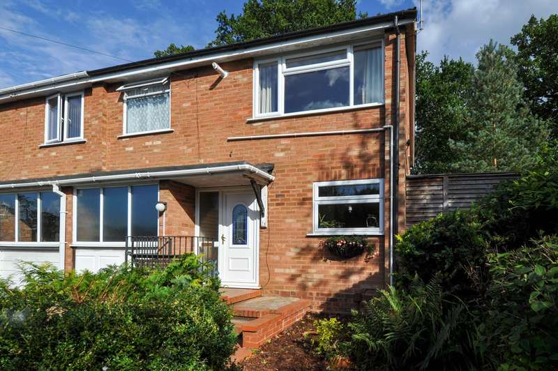 4 Bedrooms Semi Detached House for sale in Ferney Hill Avenue, Redditch, B97