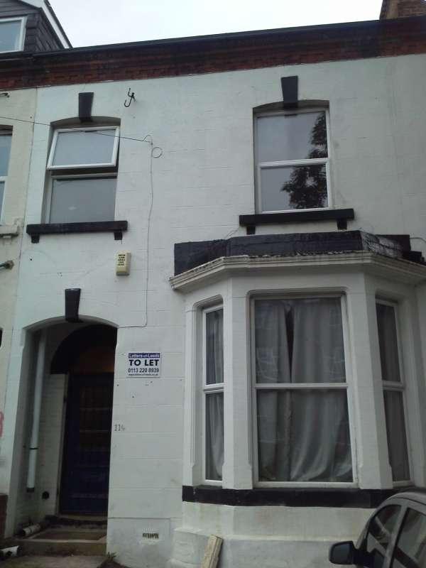 8 Bedrooms Semi Detached House for rent in Cardigan Road, Headingley, Leeds