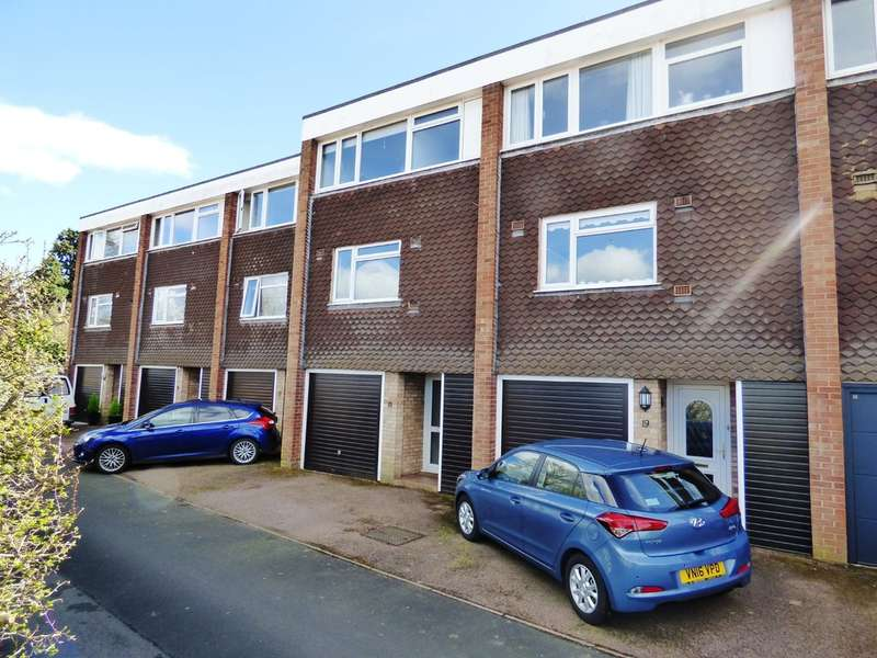 3 Bedrooms End Of Terrace House for sale in Vernon Close, Leamington Spa