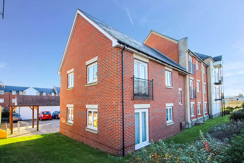 1 Bedroom Apartment Flat for sale in Bull Road, Ipswich
