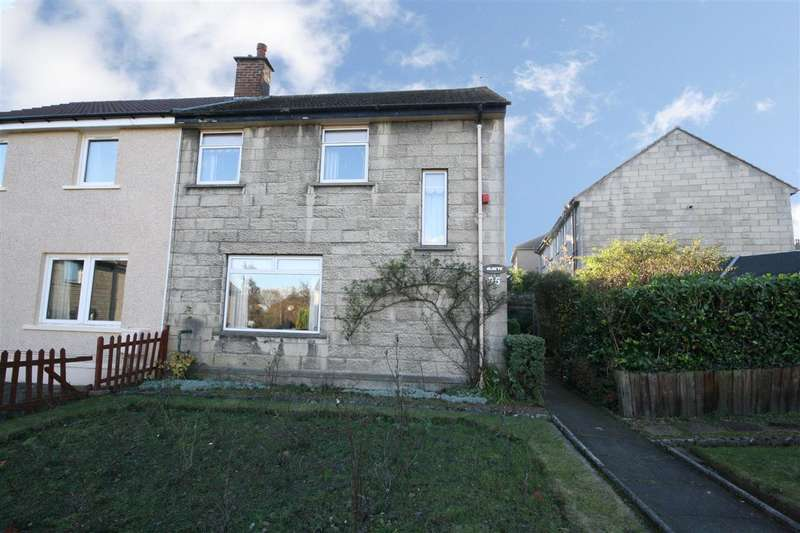 2 Bedrooms Semi Detached House for sale in Randolph Crescent, Falkirk