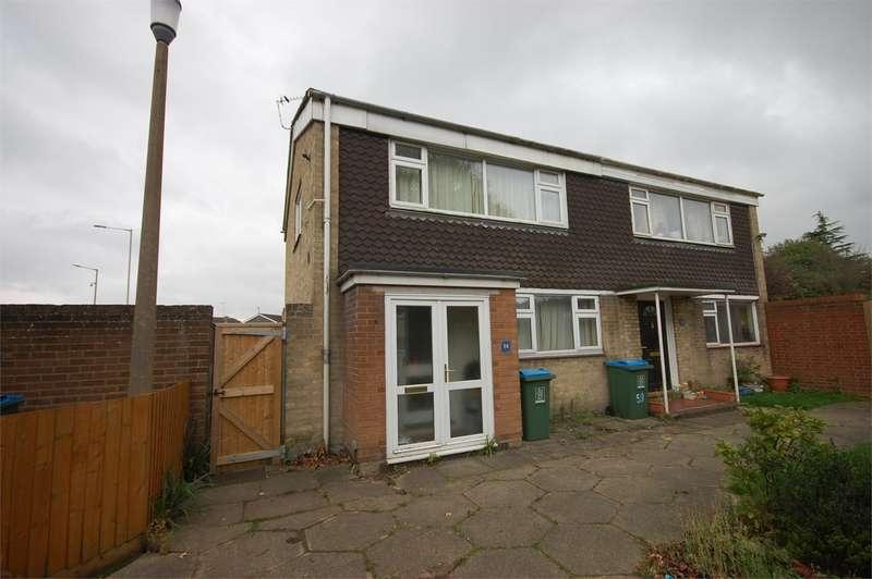 2 Bedrooms Semi Detached House for sale in Hastoe Park, Aylesbury, HP20