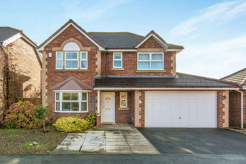 4 Bedrooms Detached House for sale in Church Walk, Ribbleton, Preston, PR2