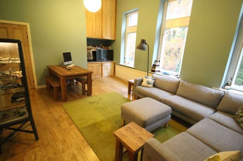 2 Bedrooms Flat for sale in King Street, Hebden Bridge, HX7