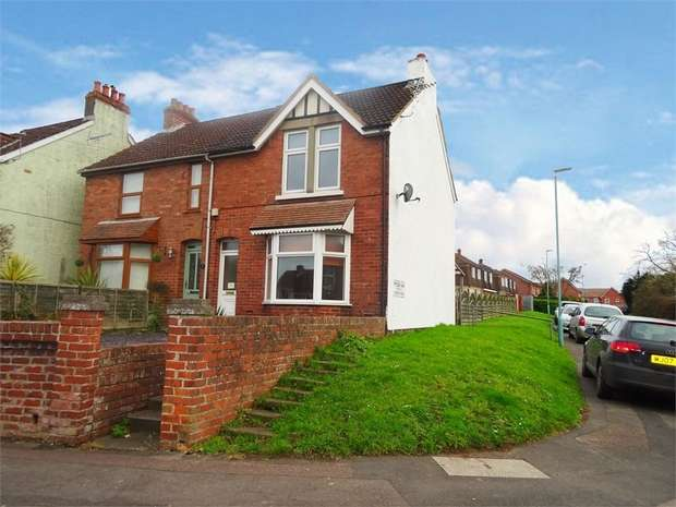 3 Bedrooms Semi Detached House for sale in Tutnalls Street, Lydney, Gloucestershire
