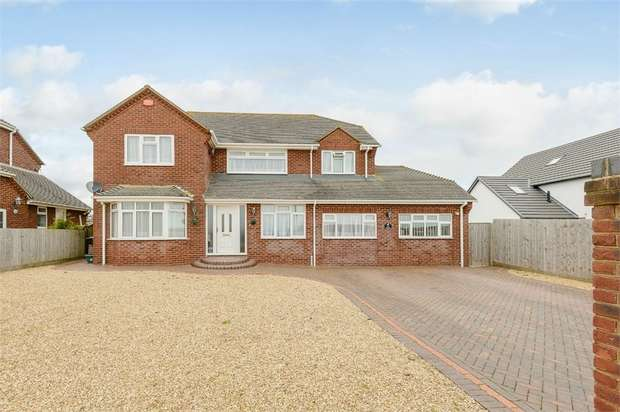 5 Bedrooms Detached House for sale in Glebe Road, Lytchett Matravers, Poole, Dorset