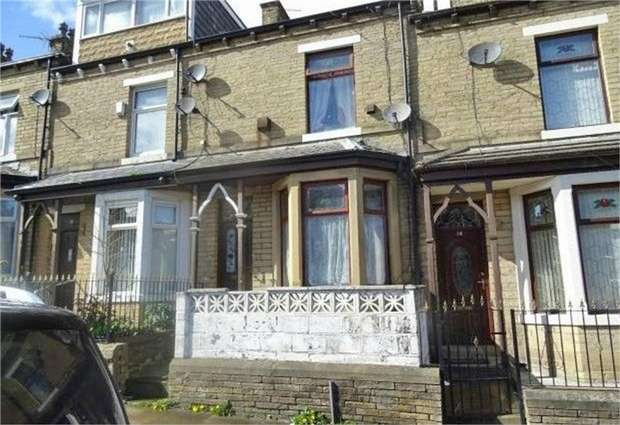 4 Bedrooms Terraced House for sale in Ellercroft Terrace, Bradford, West Yorkshire