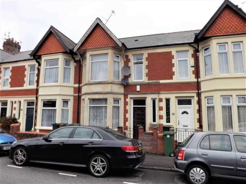 4 Bedrooms House for sale in Clodien Avenue, Cardiff