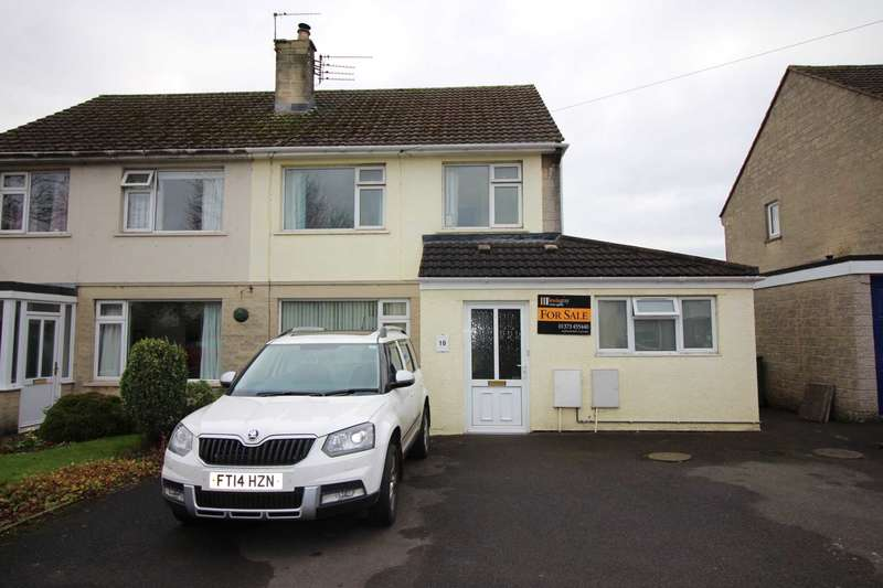 3 Bedrooms Semi Detached House for sale in Marston Close, Frome