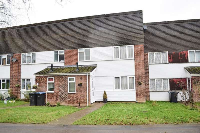 3 Bedrooms Terraced House for sale in Little Cattins, Harlow, CM19 5RN
