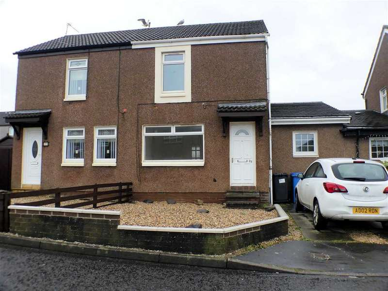 4 Bedrooms Semi Detached House for sale in Craigspark, Ardrossan, ARDROSSAN