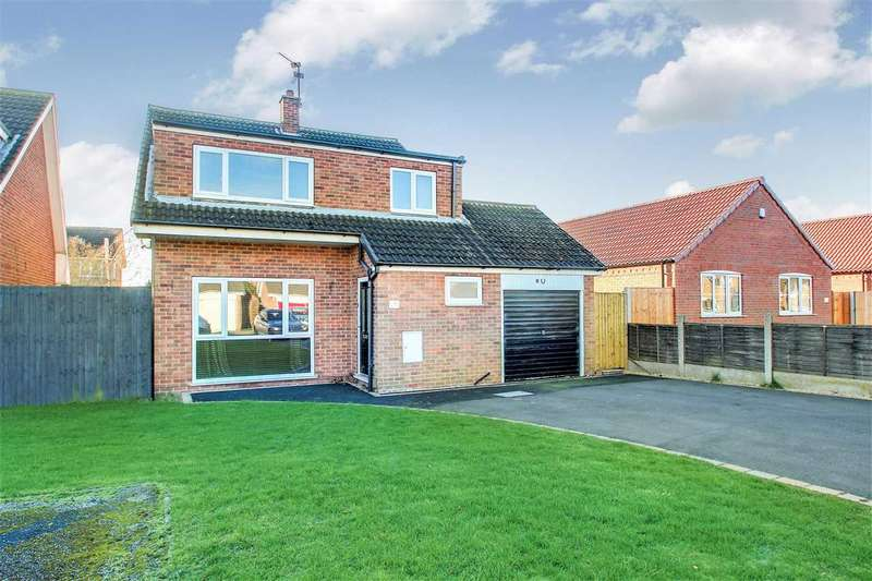 4 Bedrooms Detached House for sale in Appleby Close, Newark