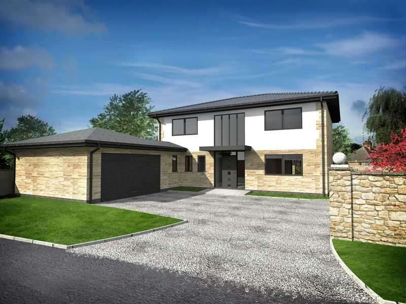 4 Bedrooms Detached House for sale in Beck View, Paddock Lane, Branston, Lincoln