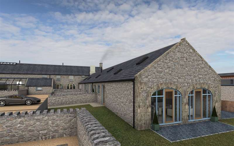 3 Bedrooms Property for sale in Llwyn Onn, Llanfairpwll