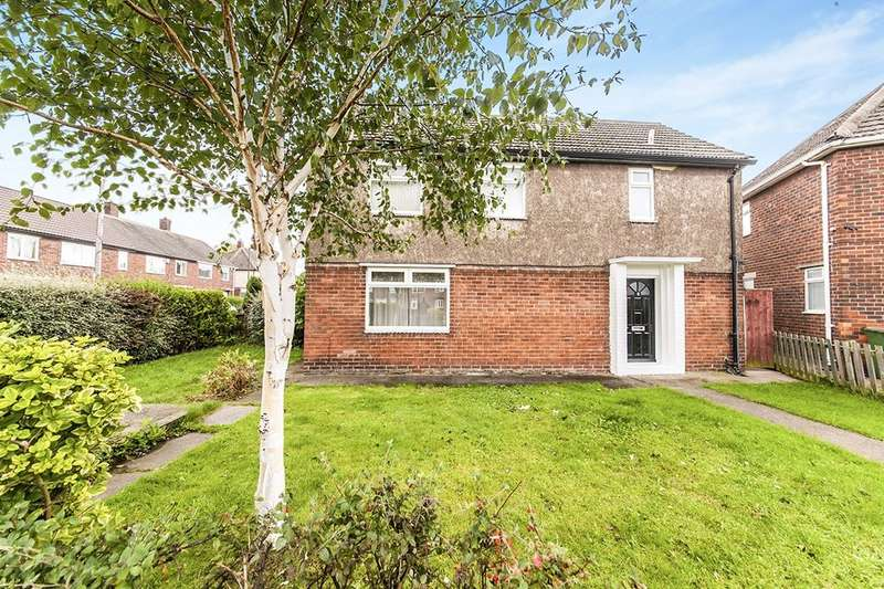 3 Bedrooms Semi Detached House for sale in Wordsworth Road, Middlesbrough, TS6