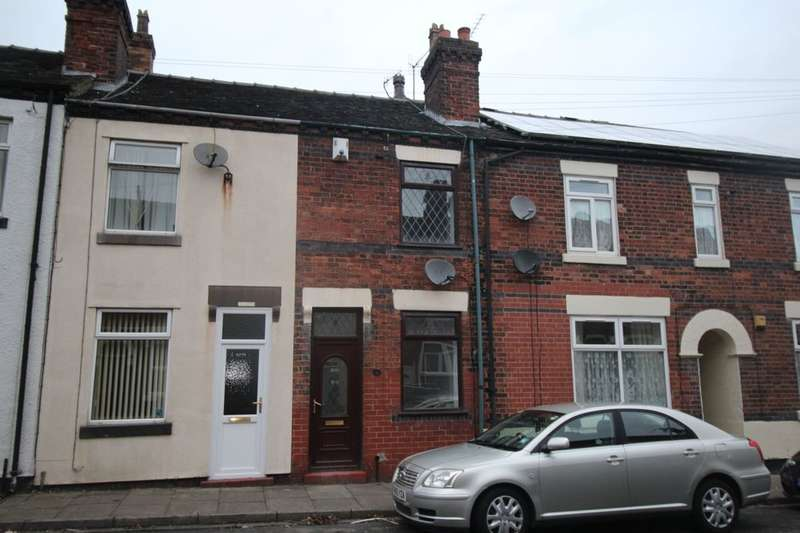 2 Bedrooms Terraced House for sale in Newfield Street, Stoke-On-Trent, ST6