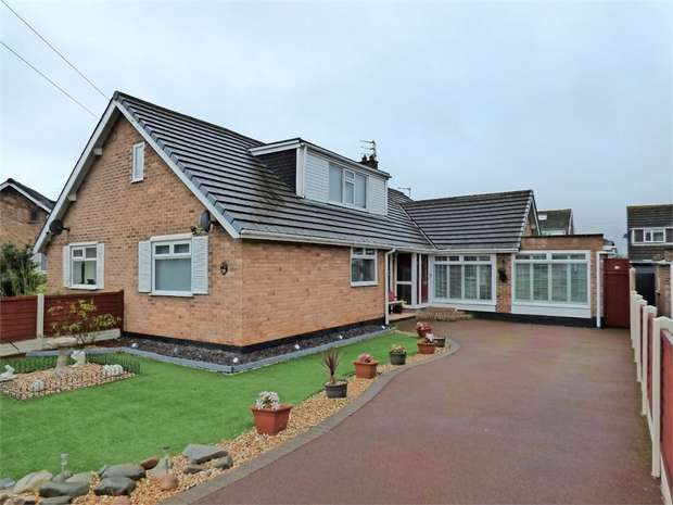 4 Bedrooms Semi Detached Bungalow for sale in Greenhey, Lytham St Annes, Lancashire