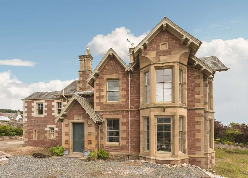 9 Bedrooms Detached House for sale in Meethill Road, Alyth, Perthshire, PH11 8DE