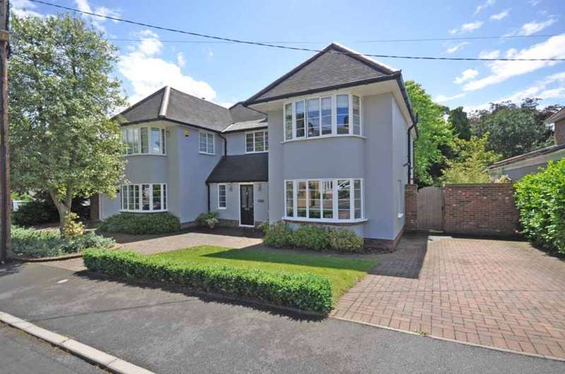 5 Bedrooms Detached House for sale in Marshalls Road, Braintree, CM7