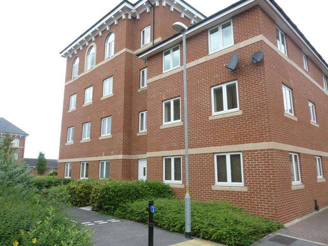 2 Bedrooms Apartment Flat for rent in padstow Road, Swindon, Wiltshire, SN2 2ED