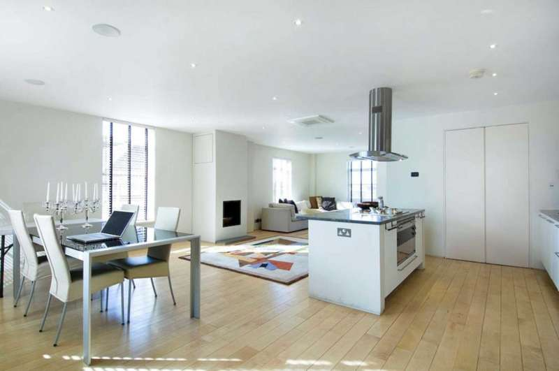 2 Bedrooms Apartment Flat for sale in Hall Street, St John`s Wood NW8