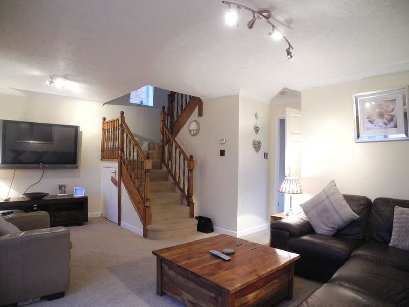3 Bedrooms Semi Detached House for sale in St Davids Close, Beccles, Suffolk