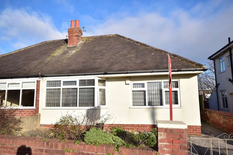 2 Bedrooms Semi Detached Bungalow for sale in St Andrews Road North, Lytham St Annes, FY8