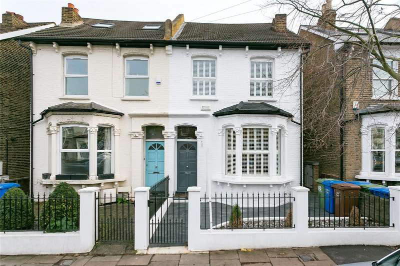 4 Bedrooms Semi Detached House for sale in Ondine Road, London, SE15
