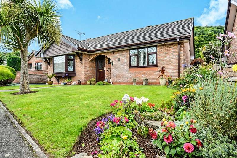 3 Bedrooms Detached Bungalow for sale in Lon Wen, Abergele, LL22