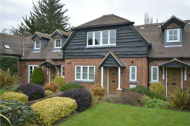 2 Bedrooms Terraced House for sale in Fairlawns, Burridge, Southampton