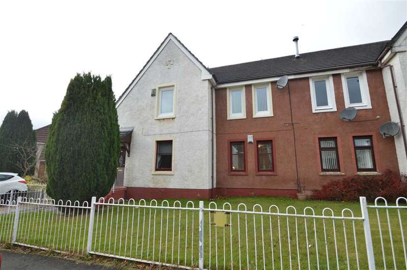 2 Bedrooms Apartment Flat for sale in Burnside Crescent, Blantyre