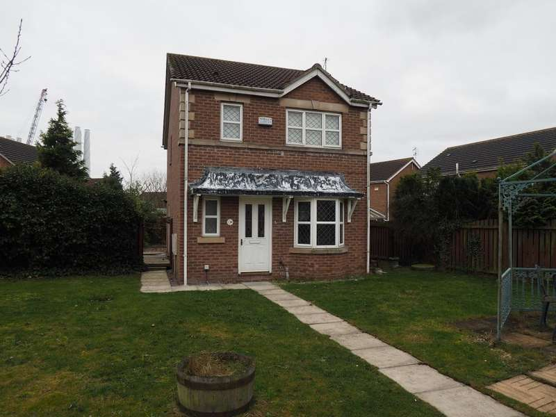 3 Bedrooms Detached House for rent in Raleigh Drive, Victoria Dock, Hull, East Yorkshire, HU9 1UN