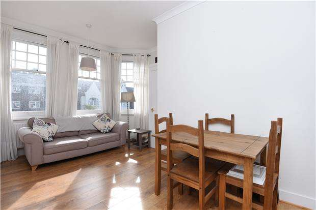 1 Bedroom Flat for sale in Conyers Road, LONDON, SW16