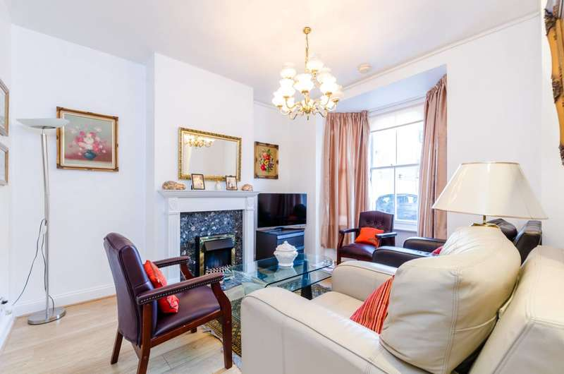 3 Bedrooms House for sale in Fairfoot Road, Bow, E3