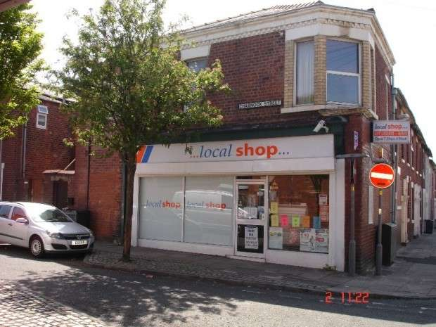 Shop Commercial for sale in Charnock Street, Preston, PR1