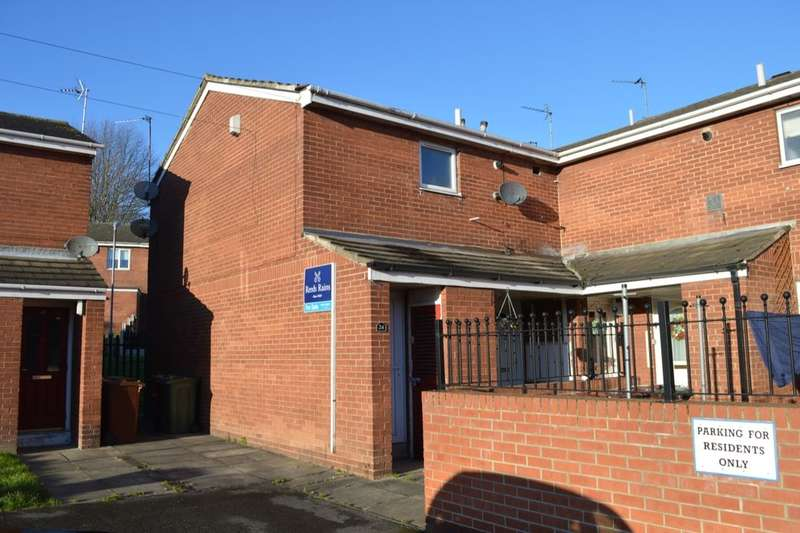 2 Bedrooms Flat for sale in Kinsley House Crescent, Fitzwilliam, Pontefract, WF9