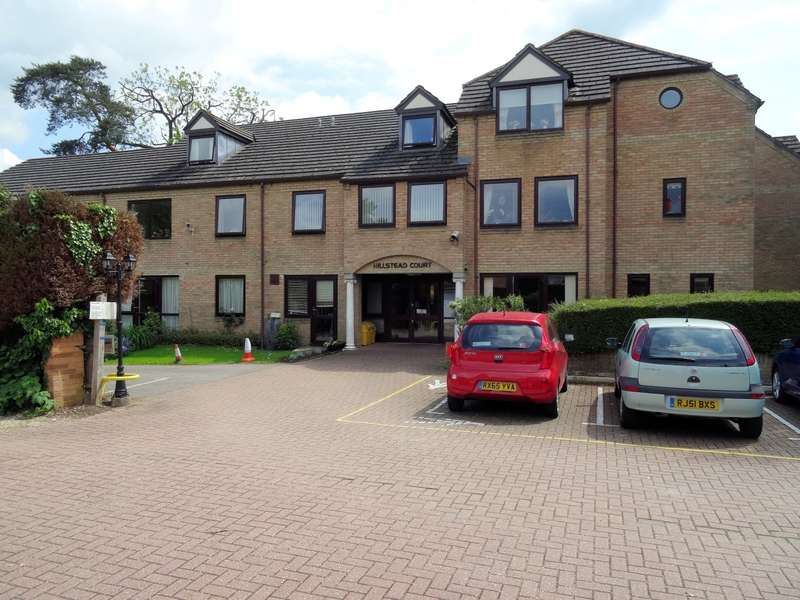 1 Bedroom Apartment Flat for sale in Hillstead Court
