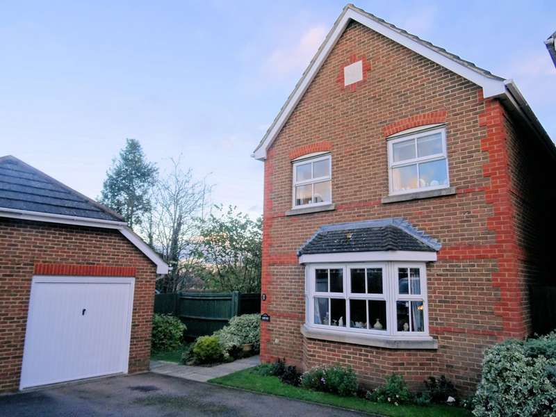 3 Bedrooms Detached House for sale in Hathaway Gardens
