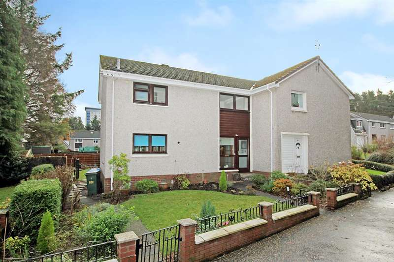 3 Bedrooms Semi Detached House for sale in Finistere Avenue, Falkirk