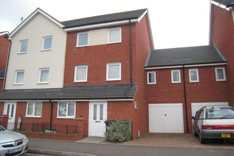 4 Bedrooms Semi Detached House for rent in Jeremiah Road, Wolverhampton, WV10